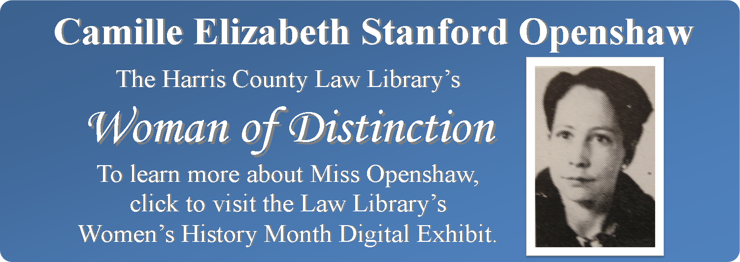 Link to Camille Elizabeth Standford Openshaw Digital Exhibit