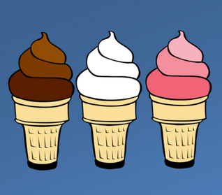 Harris County Law Library is celebrating National Ice Cream Month.