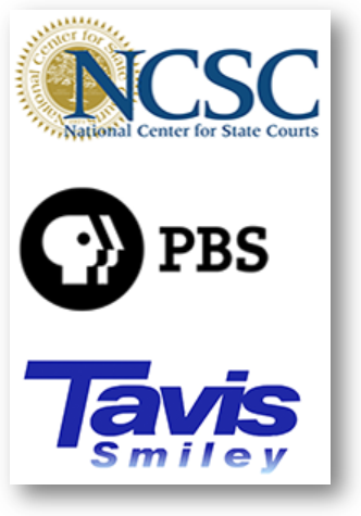Courting Justice, A Listening Tour to Improve Access to Justice in partnership with NCSC, PBS, and Tavis Smiley