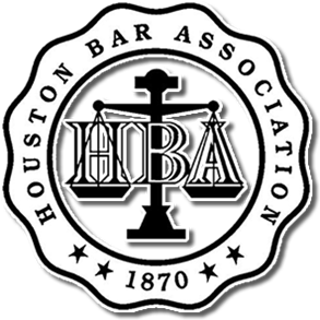 Link to Houston Bar Association homepage.