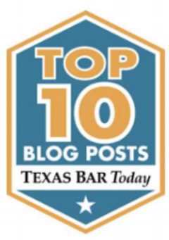 Texas Bar Today recognizes the Harris County Law Library blog, Ex Libris Juris, for its recent post on technological proficiency for lawyers.
