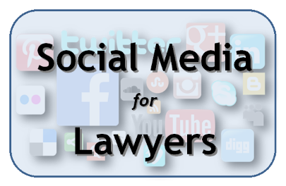 Social Media for Lawyers, a Legal Tech Institute CLE at the Harris County Law Library