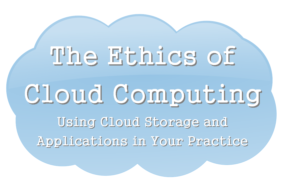 """Click for event listing for """"The Ethics of Cloud Computing"""" in the Legal Tech Institute course catalog."""
