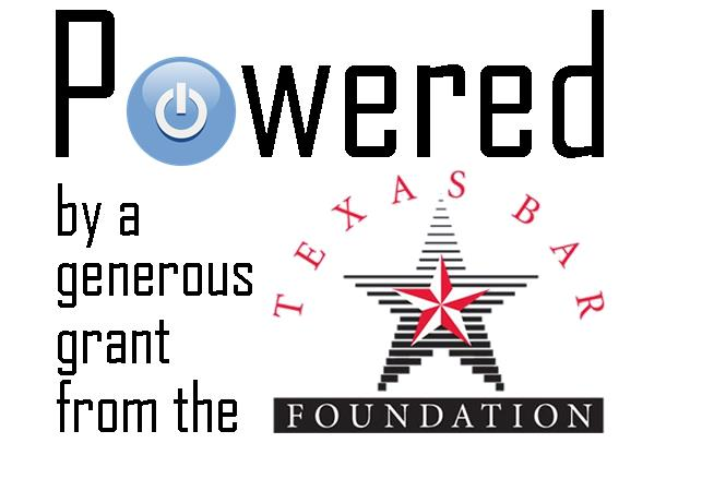 Powered by a generous grant from the Texas Bar Foundation