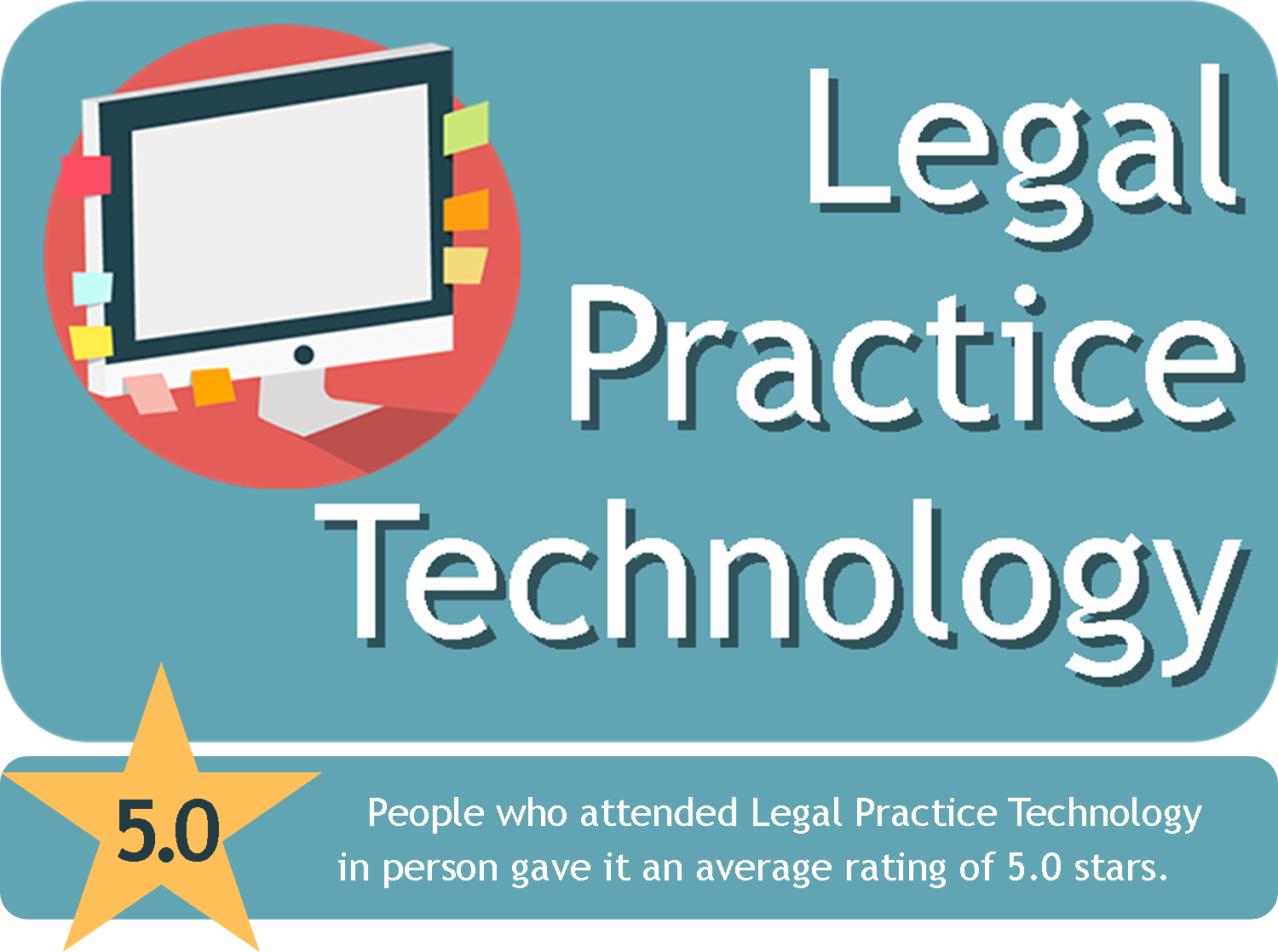 Click to view a recording of Legal Practice Technology and download course materials provided by the speaker.