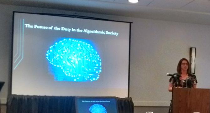 Jamie Baker discusses algorithmic competence.