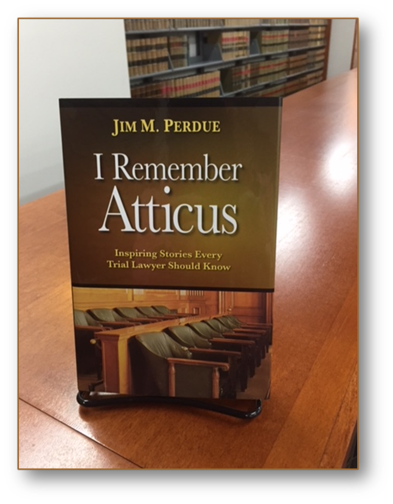 By Jim M. Perdue  Published by Texas Bar Books  KF 8700 .P47 2004