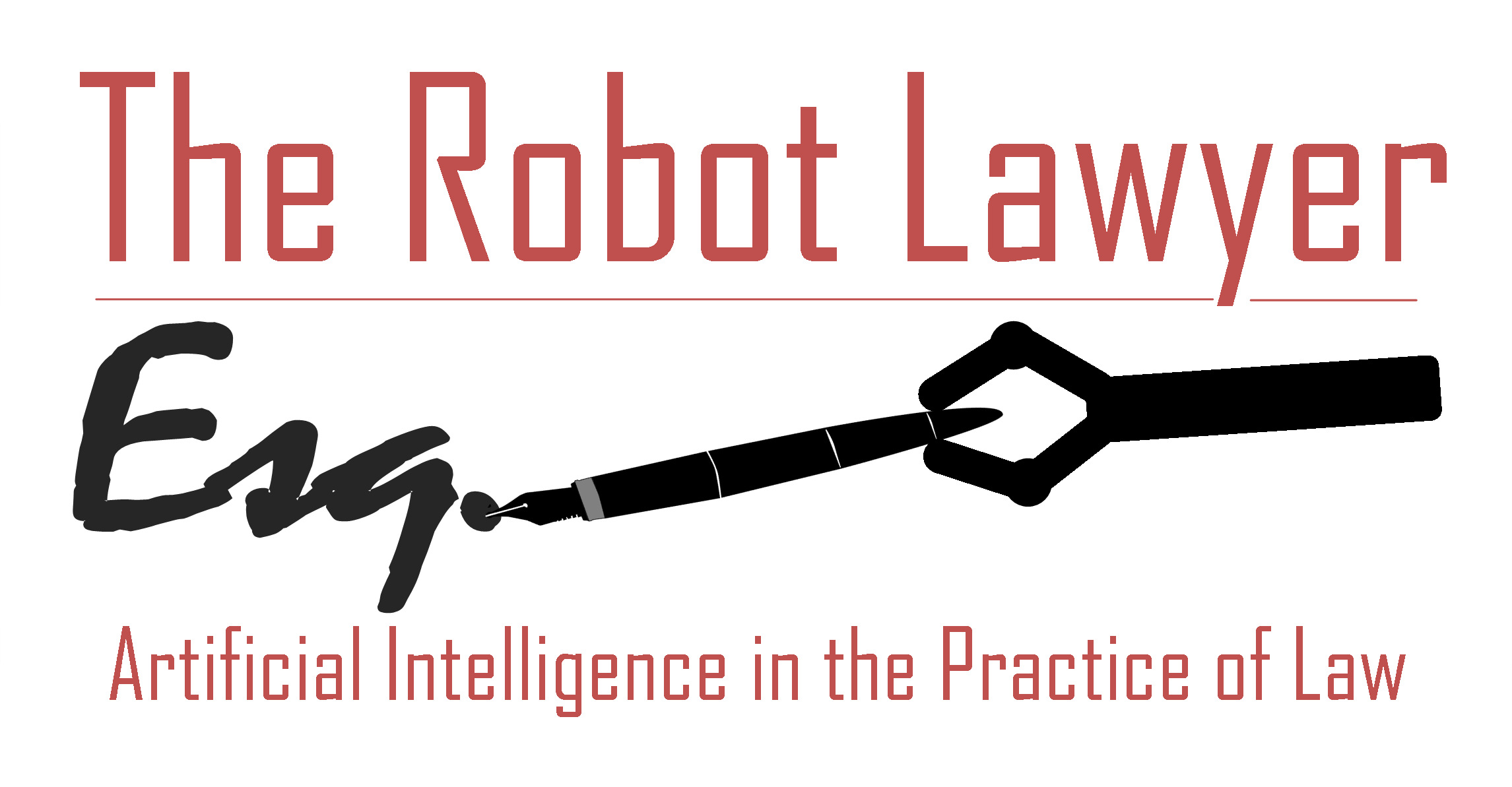 The Robot Lawyer: Artificial Intelligence in the Practice of Law, On-demand Learning CLE from the Harris County Law Library's Legal Tech Institute