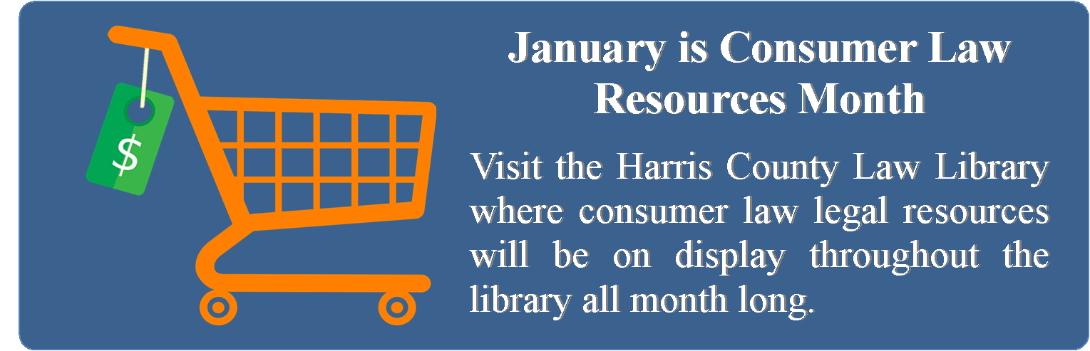 Consumer Law Resource Month - January 2019.png