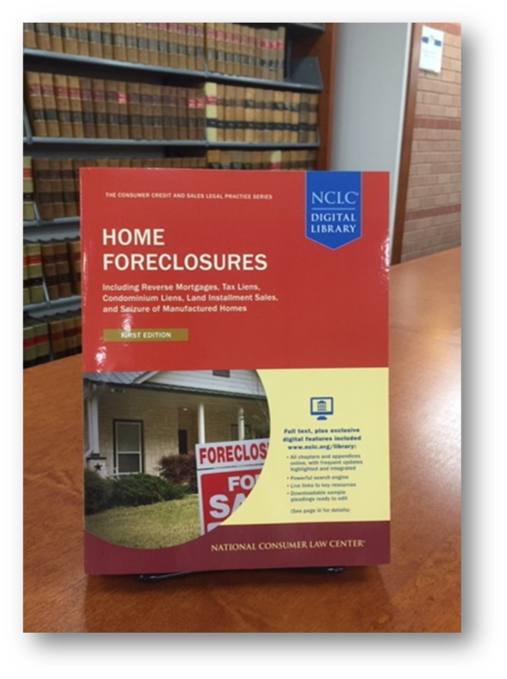 By Geoff Walsh et al.  Published by National Consumer Law Center  KF 697 .R3 F6 2019