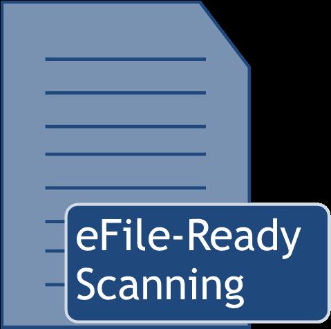 eFile-Ready Scanning