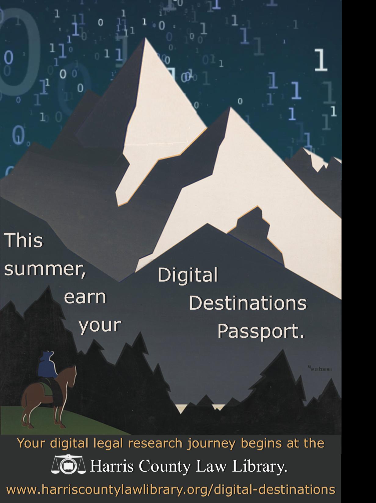 Click to view Digital Destinations Passport page.