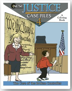 National Center for State Courts: JUSTICE Case Files