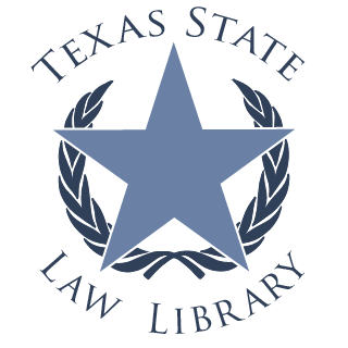 Texas State Law Library - click to visit sll.texas.gov