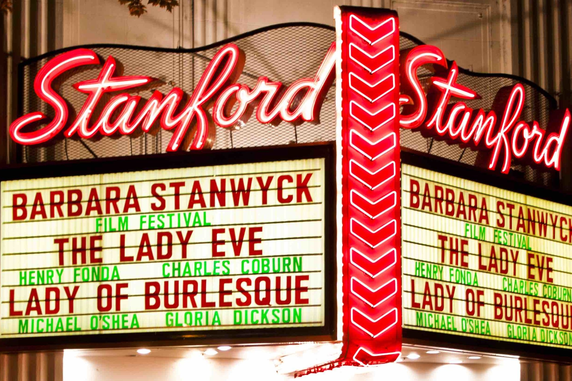 Copy of Stanford Theater