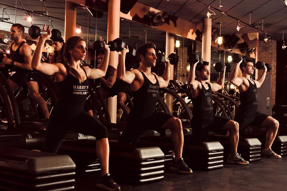 Barry's Bootcamp