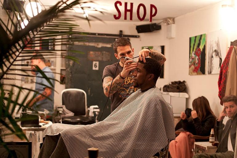 Blind Barber