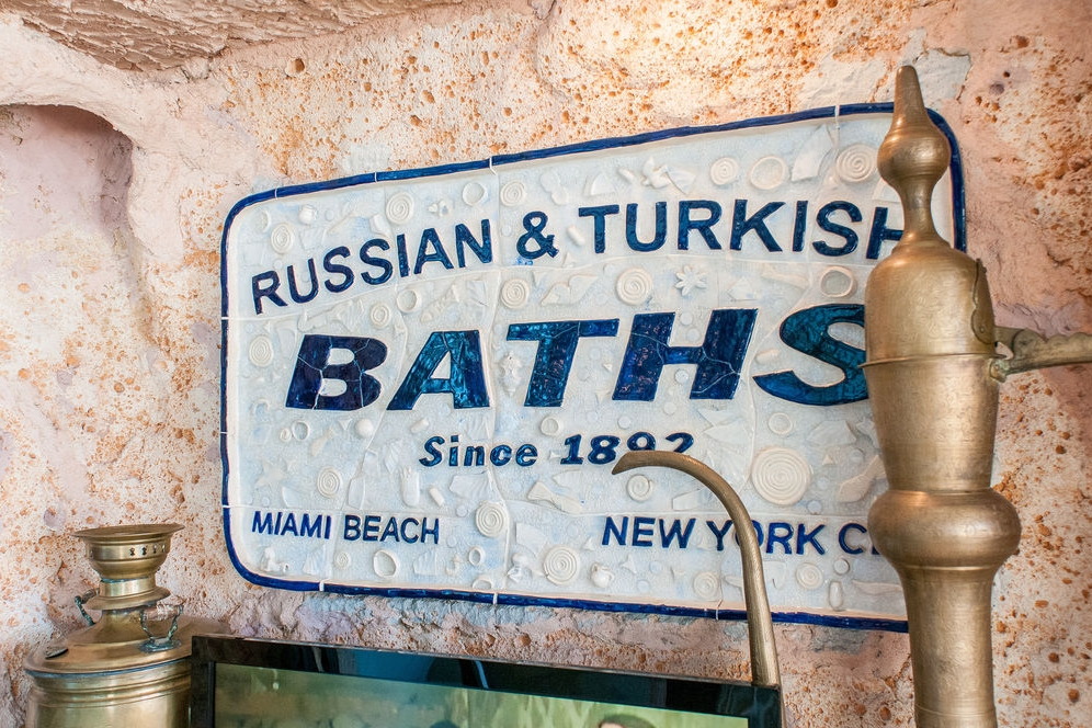 Russian & Turkish Baths