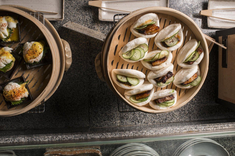 Petit Buffet Art Deco new york | midtown — luxury attaché