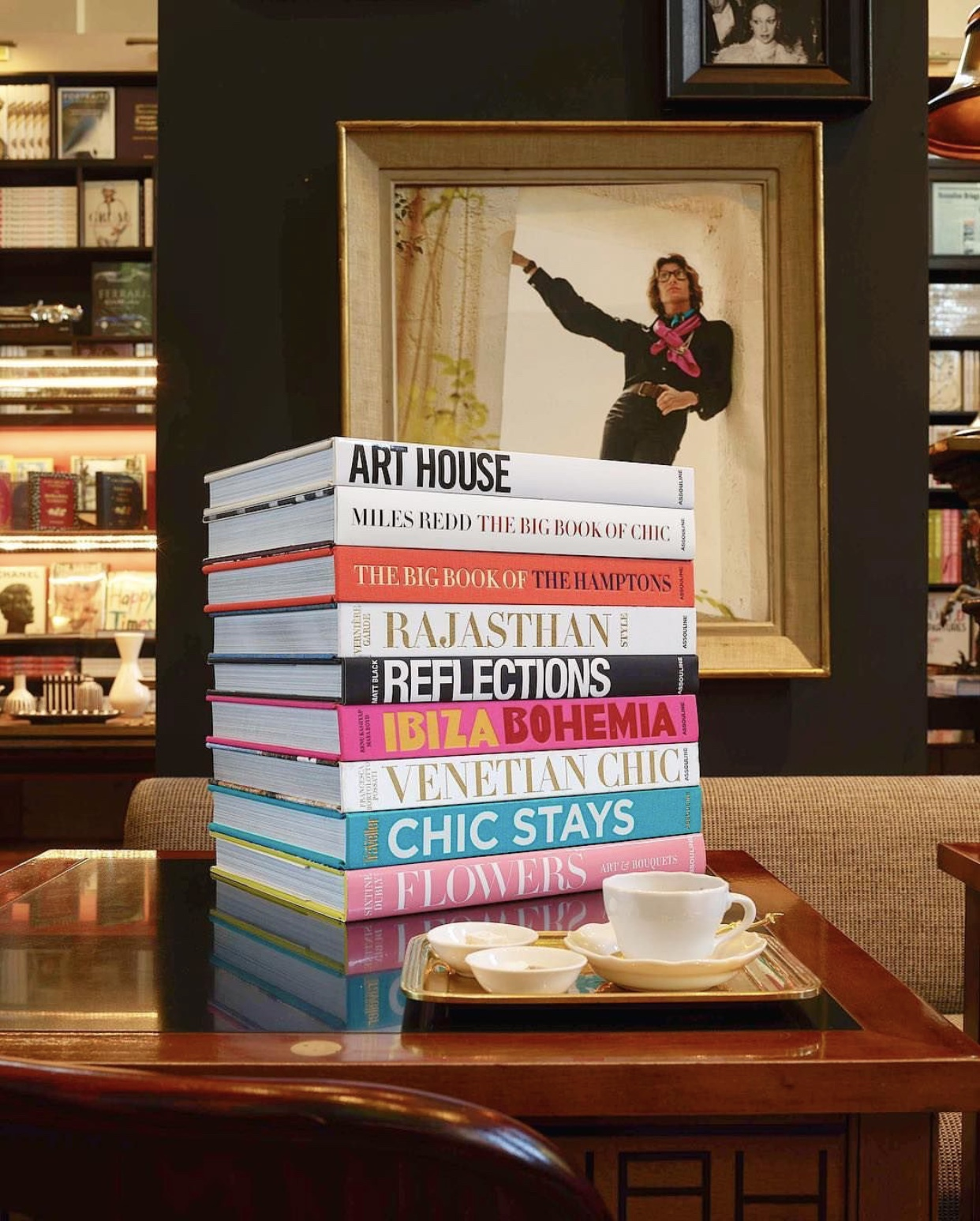 Assouline  Curated luxury books and gift items