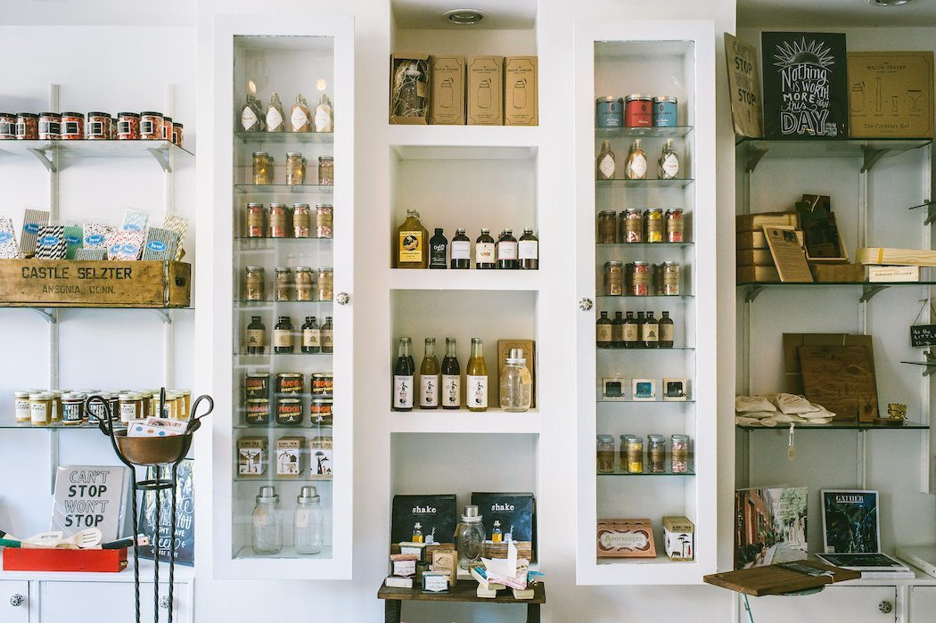 Olive and Grace  Small-batch food products and custom gift items