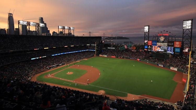 San Francisco Giants vs. Cincinnati Red Socks  Sunday, May 12 @ 1:05 pm Oracle Park
