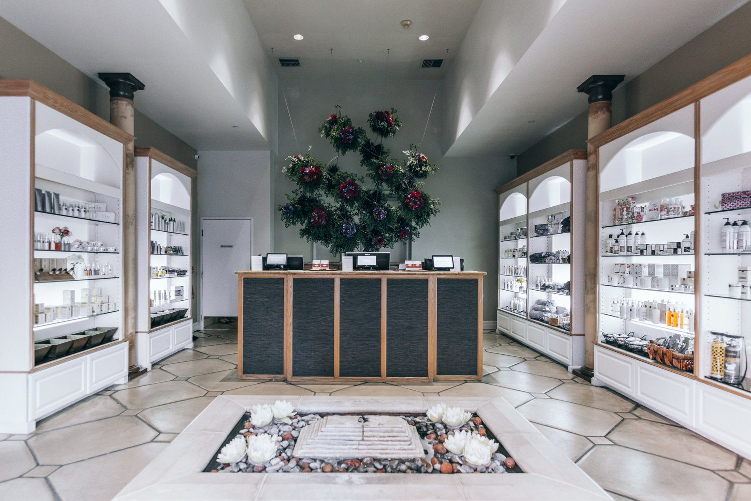Burke Williams  One of Los Angeles's most elegant and reliable spa spots for massages, facials, manicures, pedicures and more