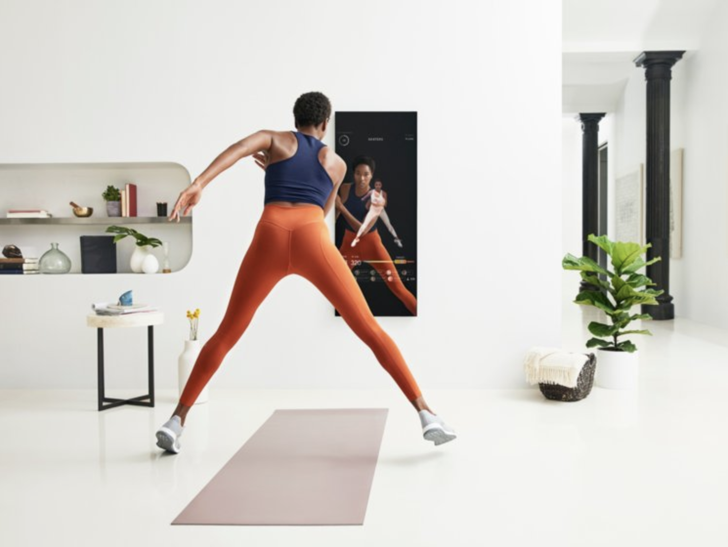 The MIRROR  Get a boutique studio workout at home with MIRROR!