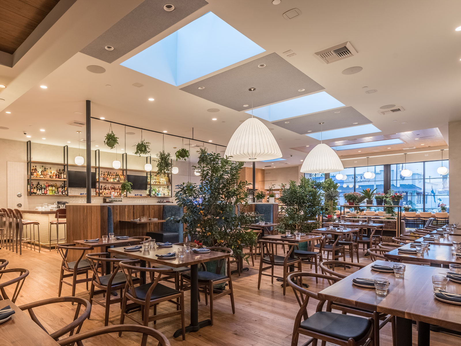 Pikoh  Warm and inviting, all-day westside LA restaurant incorporating Peruvian and Asian elements into California cuisine