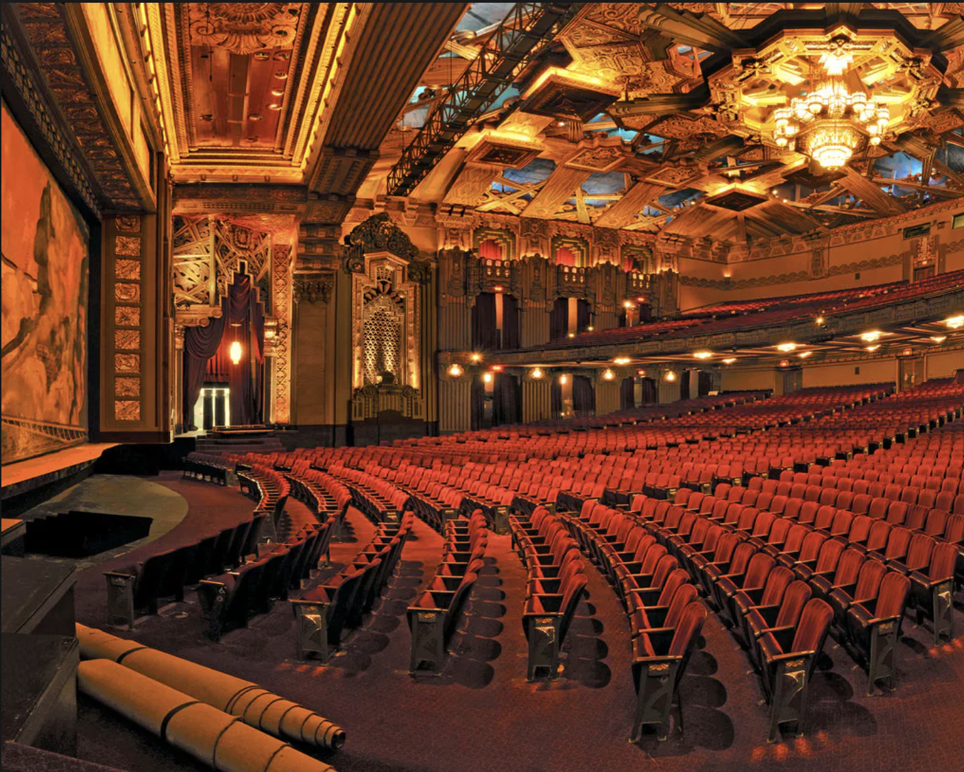 Give mom the gift of a night out at the theater with one of the most famous musicals in recent history, playing live at the Pantages Theatre in Hollywood.   Les Miserables  Hollywood Pantages Theatre May 7 - June 2
