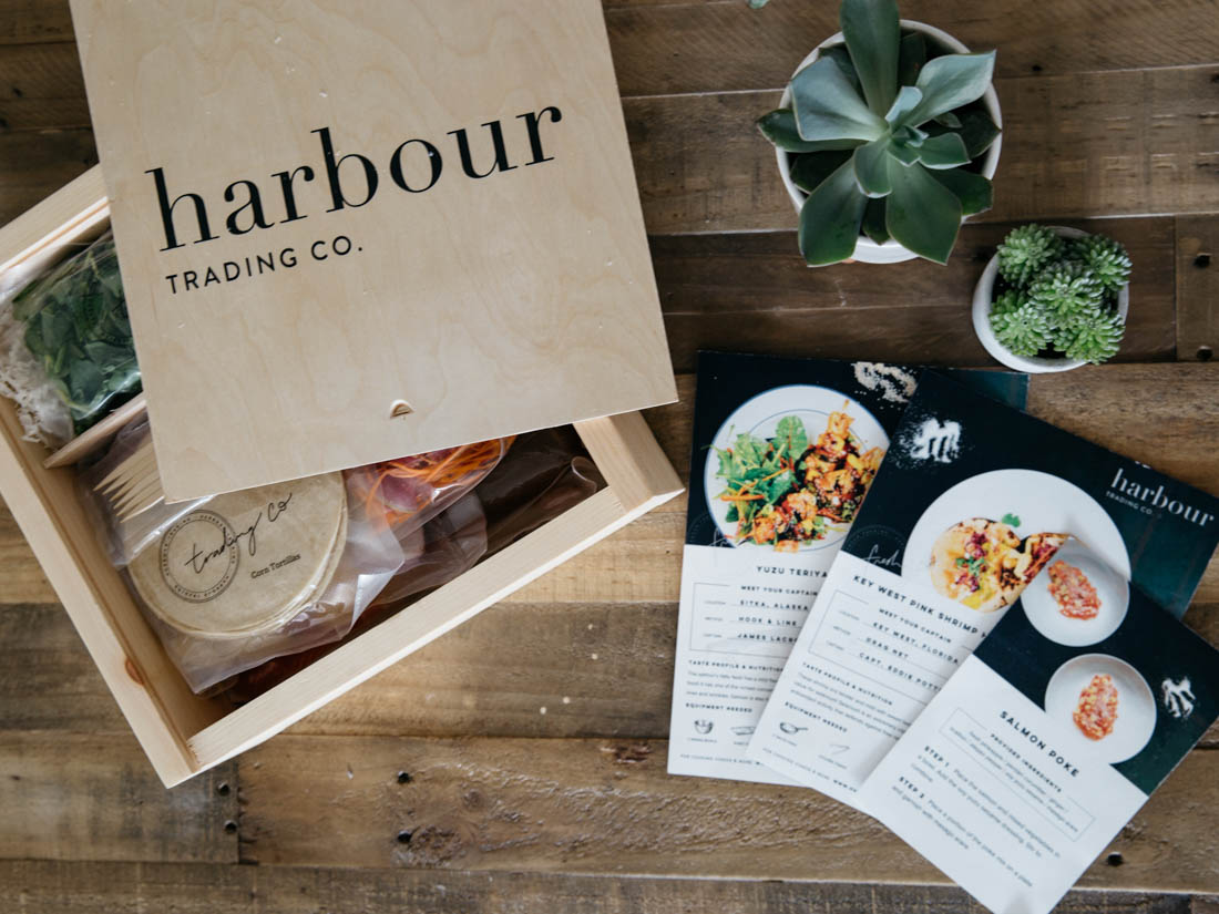 Harbour Trading Company    Order the freshest seafood to your door