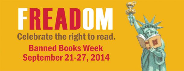 Learn more about Banned Books Week