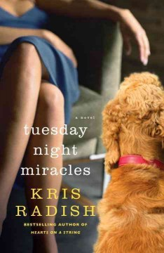 Susie  and her book club are reading  Tuesday Night Miracles by Kris Radish . We're looking forward to meeting Kris on November 25th!