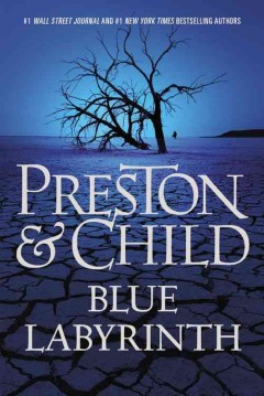 Melanie  is previewing  Blue Labyrinth by Douglas Preston & Lee Child.  It will be available November 11th!