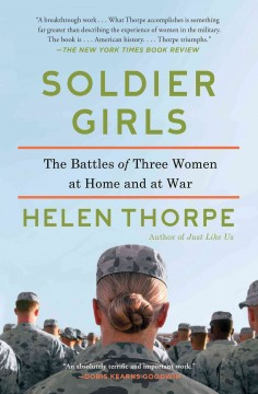 Nori Ann is reading Soldier Girls in paperback.