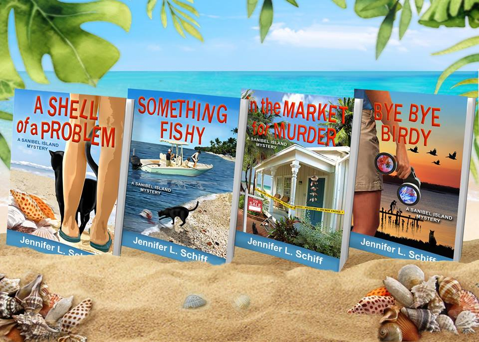 the Sanibel Island Mystery Series