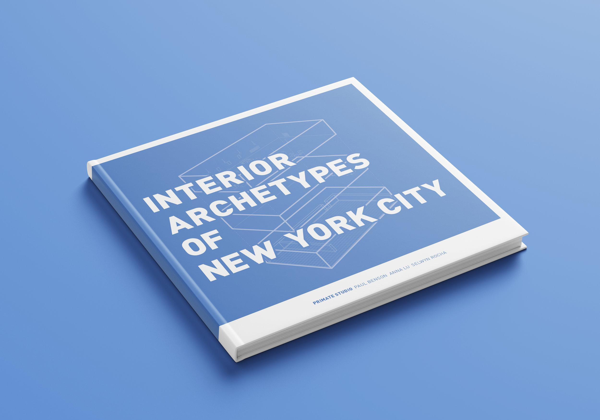 Interior Archetypes of New York City - Experiment No.02 -A project documenting iconic spaces of NYC