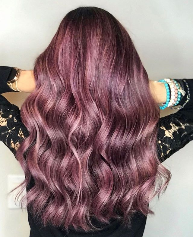 Color Performed By Sharon Daniel Salon Professional Stylist Audrey @audreysds