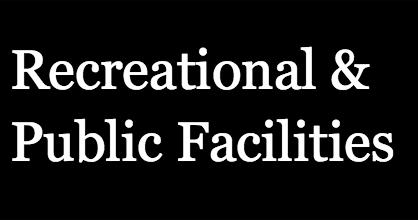 Recreational & Public Facilities
