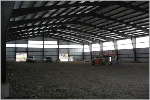 Colgan Riding Arena — Seko Construction