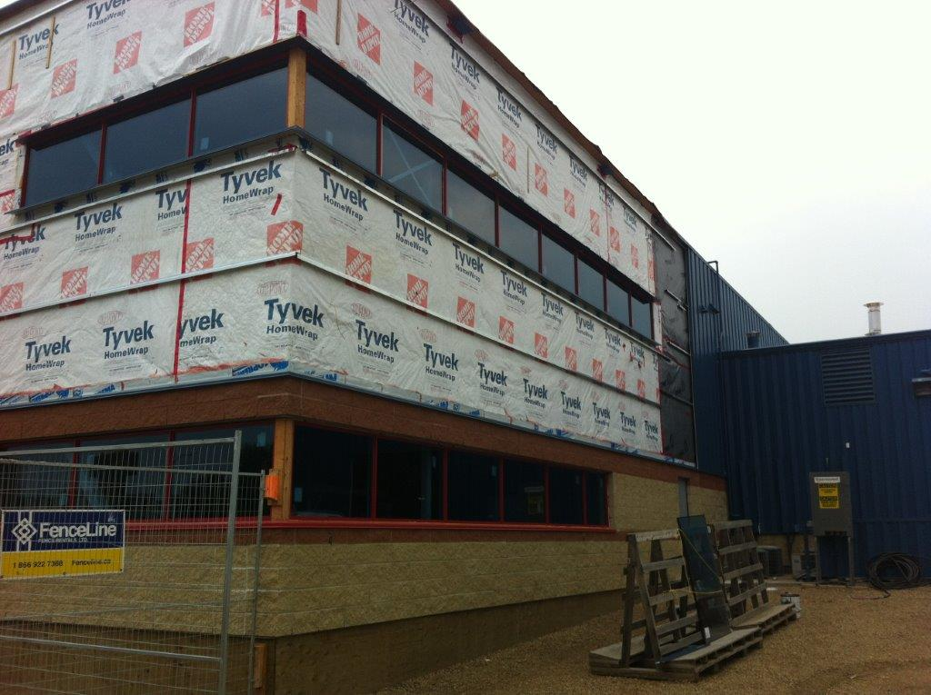 Seko Addition nearing completion #1 pic.jpg
