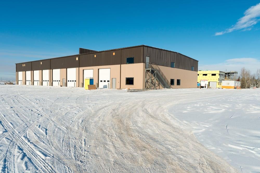 Seko Oil & Gas Construction Projects in Western Canada — Seko
