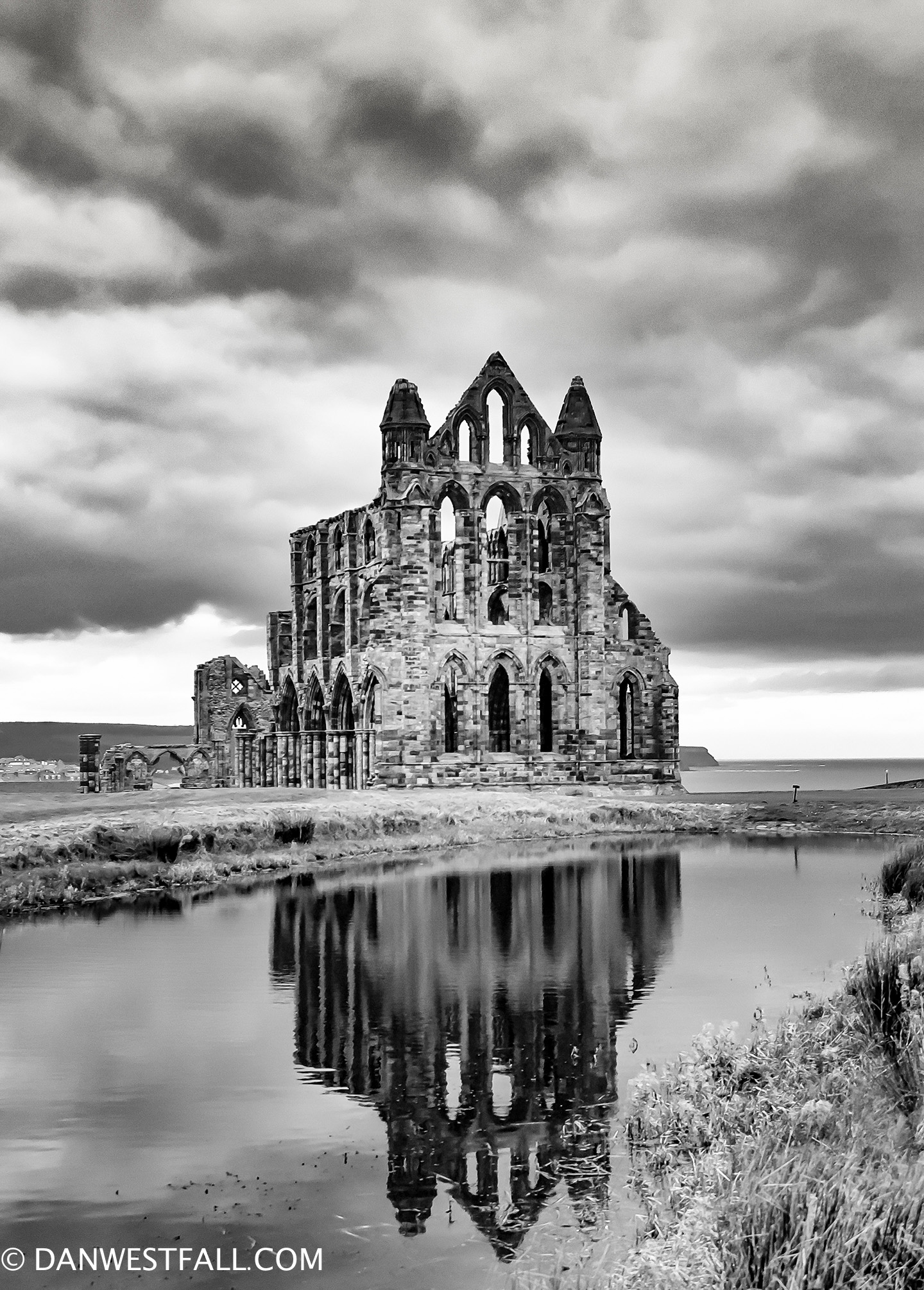 England Whitby Abbey 2. #732