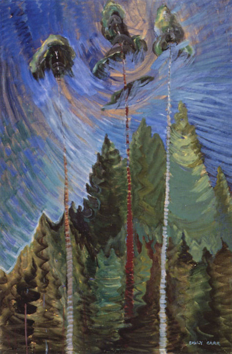 Odds and Ends - Emily Carr
