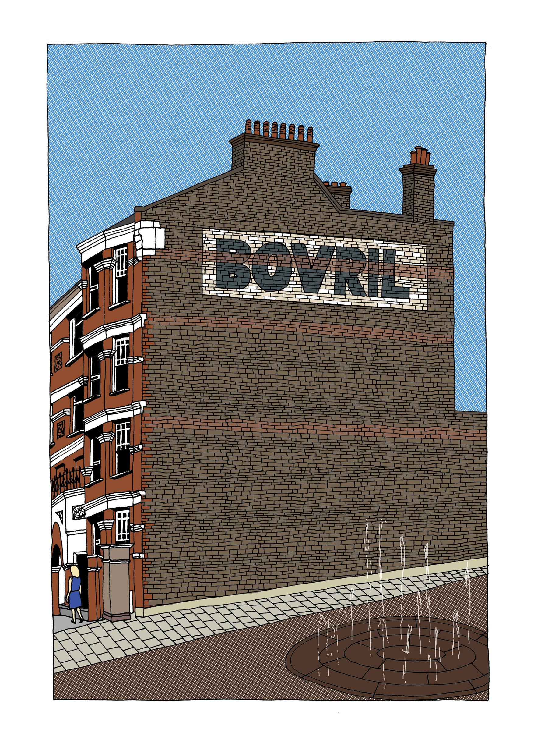 Bovril Building Brixton