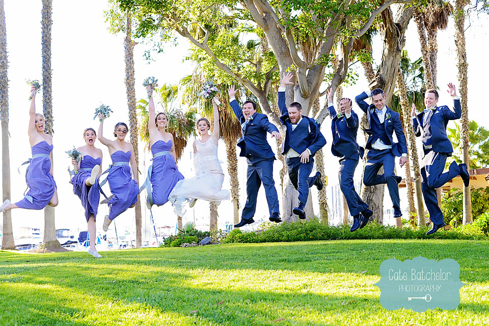 They're all just so excited for Leslie and Andrew to be married!!