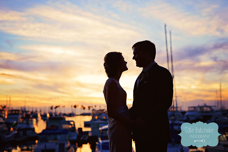 We snuck out to snap a few shots during sunset.