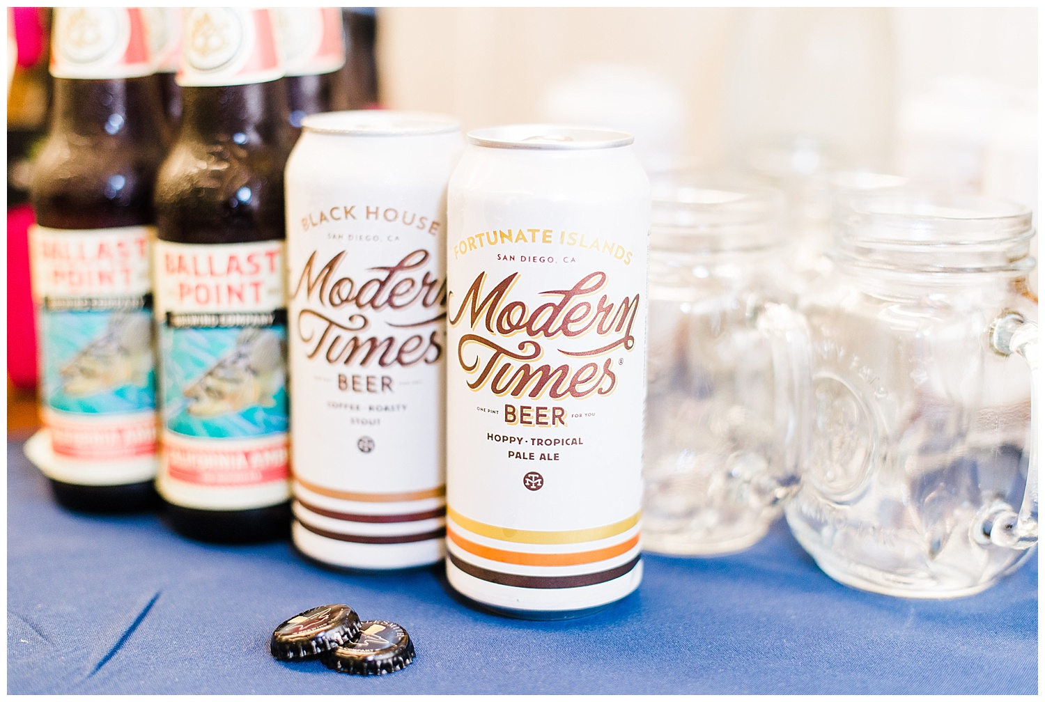 Ballast Point and  Modern Times are two of my favorites!!
