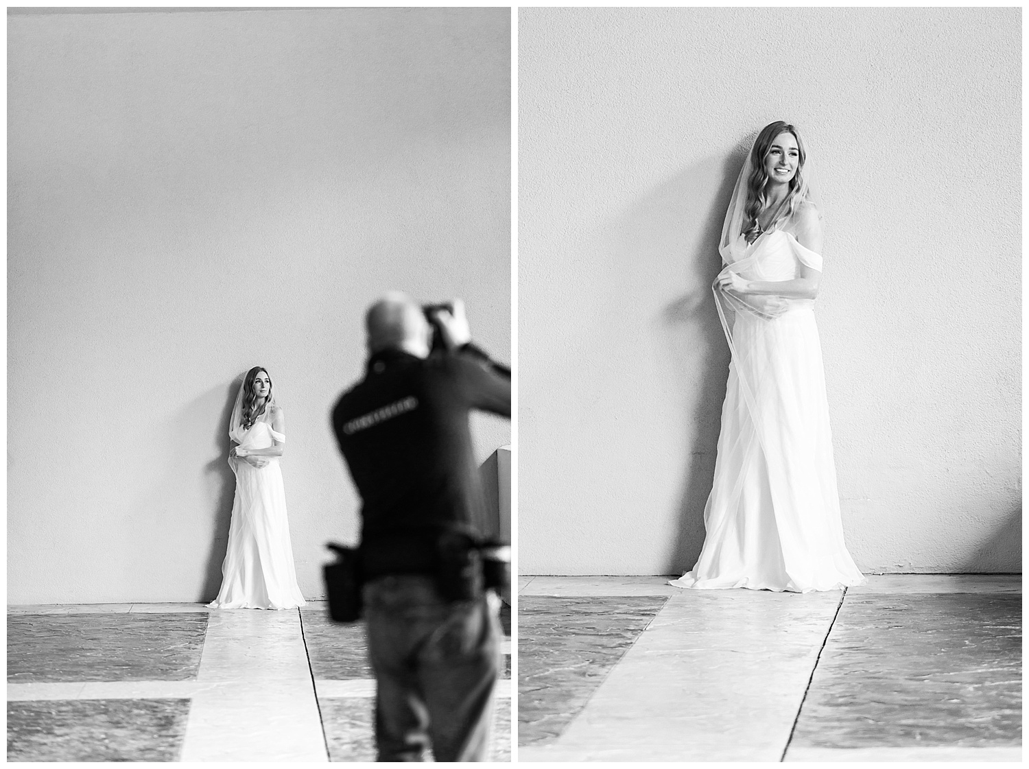 Scott Johnson Plus Class: The Art of Bride and Groom Portraiture.  Showing us how to find the right light, and use leading lines and symmetry to create visual interest.