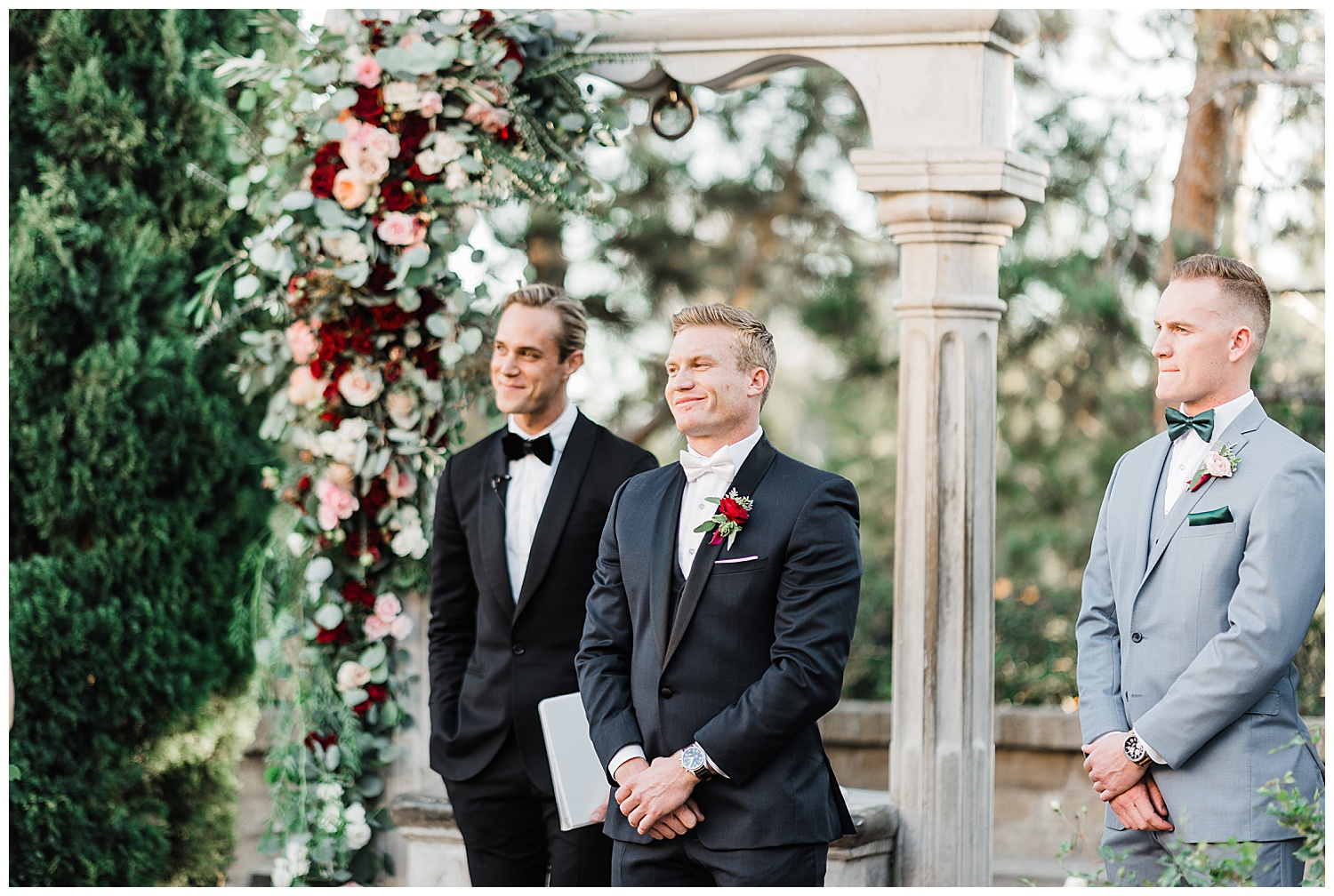 balboa-park-wedding-ceremony-groom-seeing-bride-for-first-time.jpg